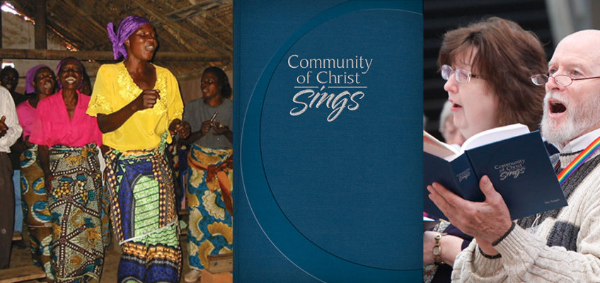 Episode 56: Community of Christ Sings with Joey Williams