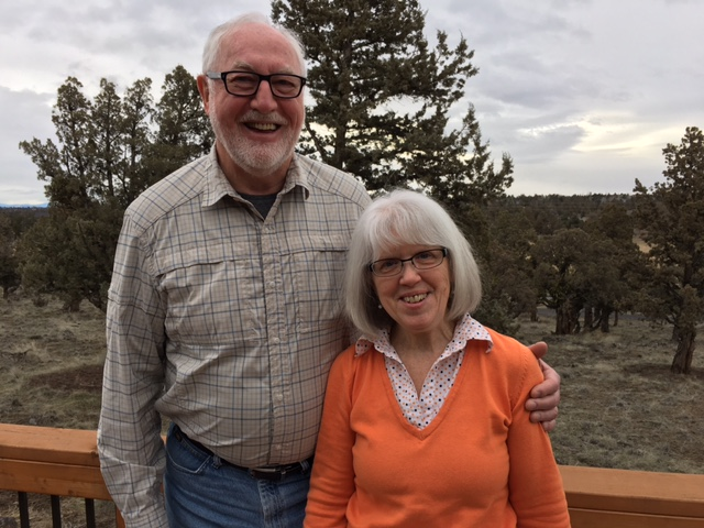 Episode 70: Good Friday through Easter with Judy and Dale Luffman